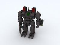 Lego Robot.3DS