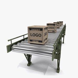 conveyor belts max