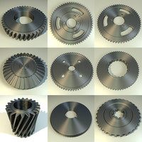 gear wheel set small