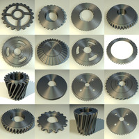 gear wheel set large 3ds.zip