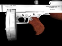 3d 3ds thompson tommy gun details