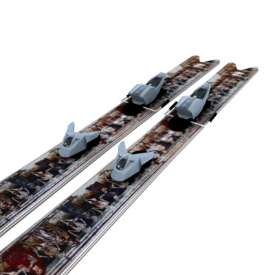 maya skis bindings