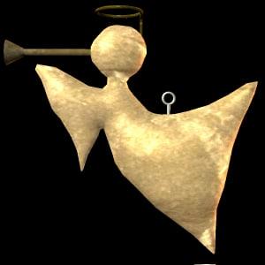 ornaments 3d model