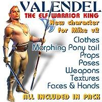 Valendel the Elf King