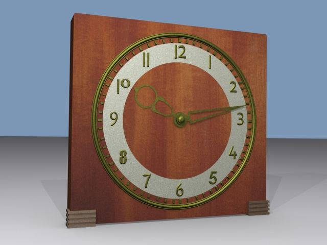 grandmother s clock max