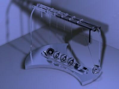 pendulum spheres s