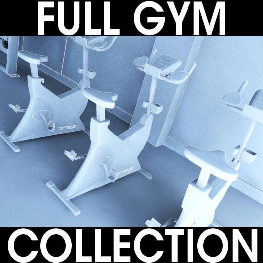 x gym sports cardio