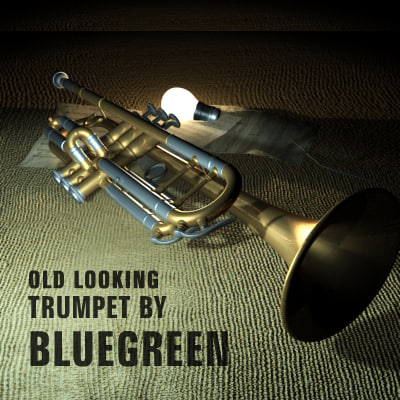 3ds old trumpet