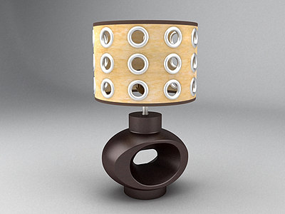 african luminaire lamp stand max