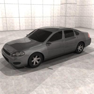 max 4 sedan