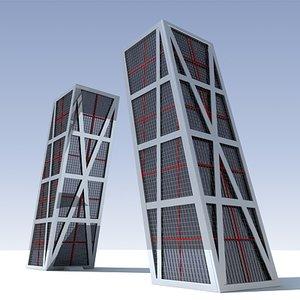 maya skyscraper building