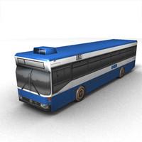 3d realtime bus