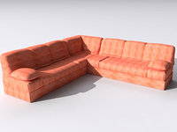 3ds max sofa room