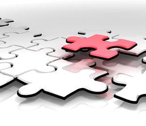3d pieces puzzle model