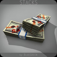 3d stacks currency