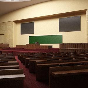 max hall university