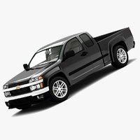 Chevrolet Colorado (Extended Cab) 2007