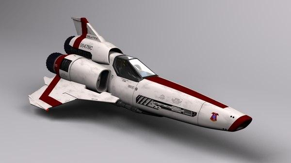 viper mkii 3d model