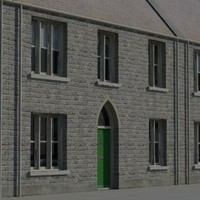 3ds max houses building