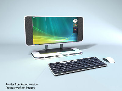 pc design 3ds