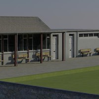 bowling club building max