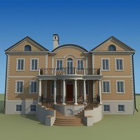 houses home buildings 3d max