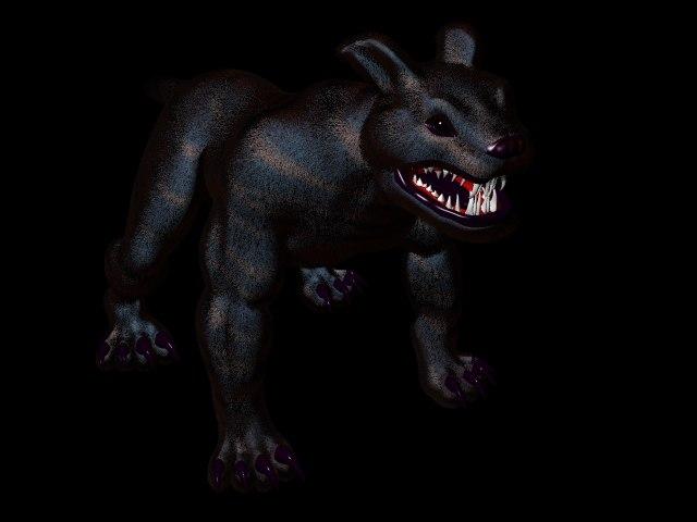 hound 3d 3ds