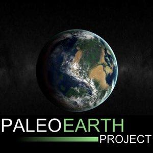 pangea permian earths 3d model