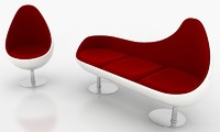 max sofa eggs design