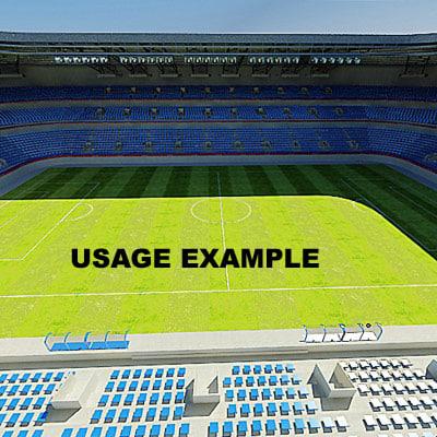 3ds stadium euro