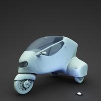 car science 3d model