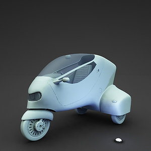 car science 3d model