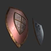 Spanish war shield