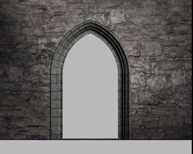 Blend Gothic Arch