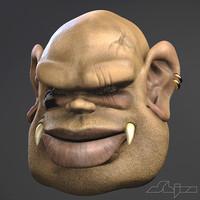 Goblin Head