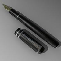 pen 3d dxf