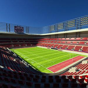 football arena max