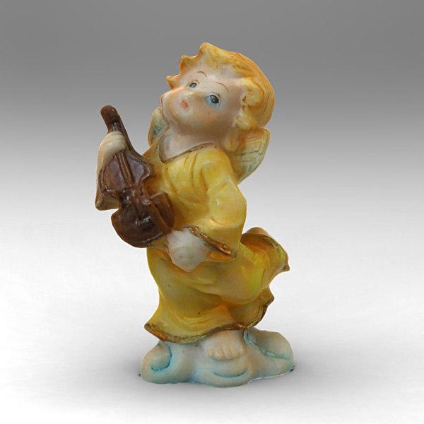 3ds max figurine sculpture child