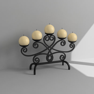 max candle holder