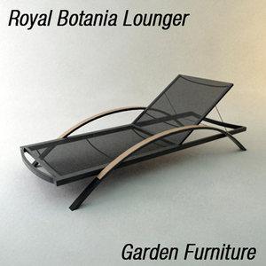 lounger garden max