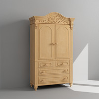 3ds max armoire