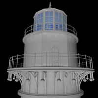 LightHouse_House.3ds