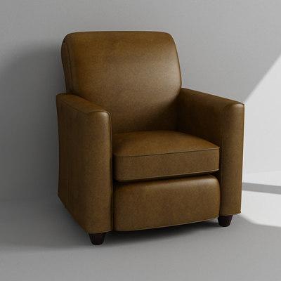 armchair 3d max