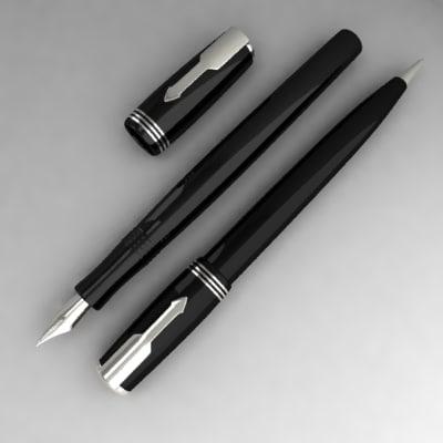 3d pens 2 model