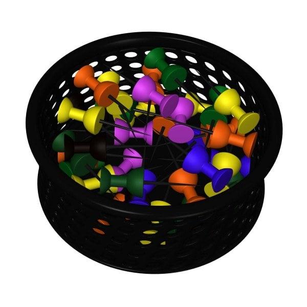 pin box 3d model