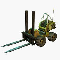 3d forklift games normal