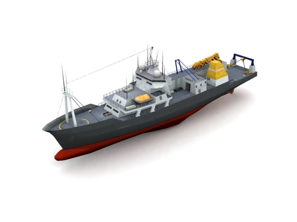 max science ship