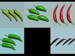 3ds max pepper