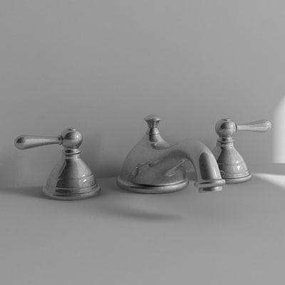 faucete 3d model
