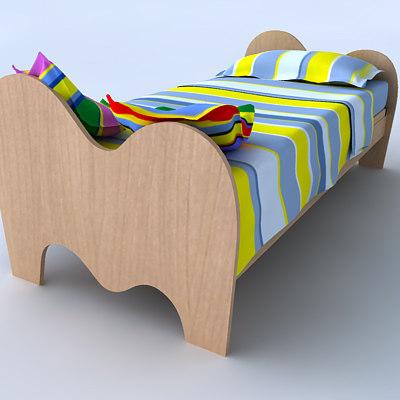 kids bed max